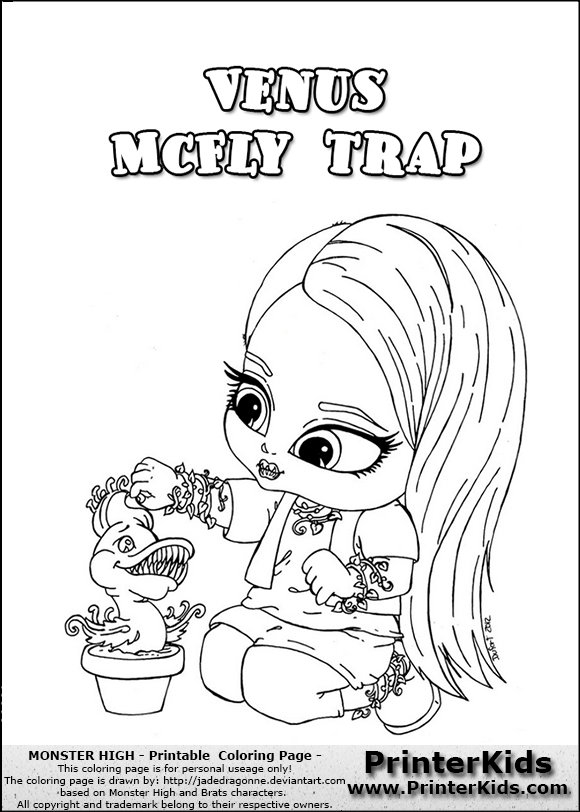 Monster High Pets Coloring Pages Huhocolorhd High Baby Coloring Pages